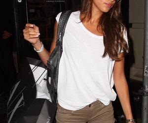 Armani, brunette, and fashion image