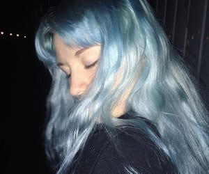 blue, grunge, and tumblr image