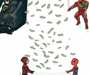 batman, flash, and funny image