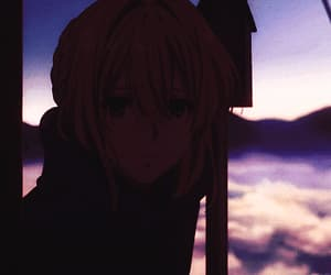 gif and violet evergarden image