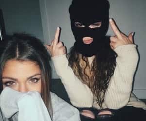 alternative, bad girl, and bff image