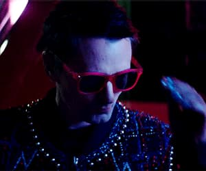 gif, Matt Bellamy, and matthew bellamy image