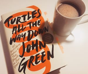 book, bookworm, and john green image