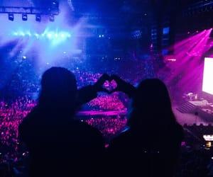 best friends, concert, and arianagrande image