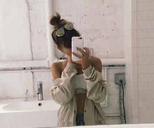 ariana grande, mirror selfie, and tumblr+instagram image
