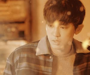 exo, gif, and handsome image