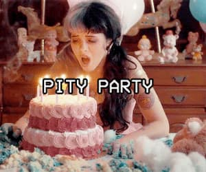 pity party and melanie martinez image