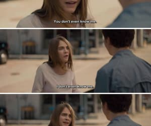 quotes, paper towns, and cara delevingne image