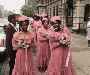 pink and wedding image