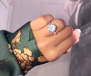 diamond ring, fashion, and tumblr+instagram image