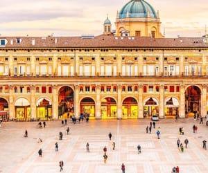 bologna, city, and italia image