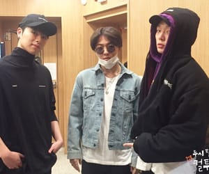Ikon, donghyuk, and bobby image
