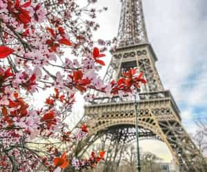 travel, Dream, and eiffel tower image