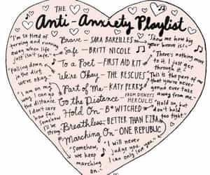anxiety, songs, and onerepublic image