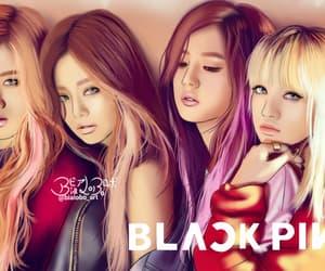 blackpink and fn art image