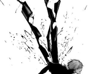 boy, ken kaneki, and manga image