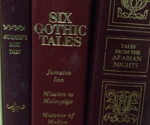 book, aesthetic, and gothic image