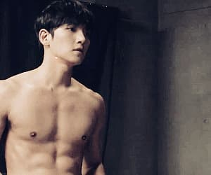 gif, korea, and ji chang wook image