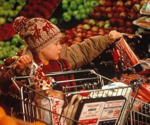 1990, christmas, and films image