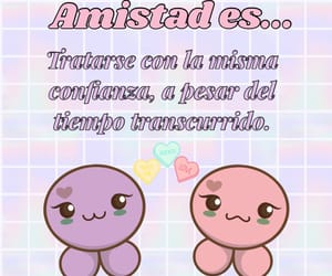 amigas, best friend, and amistad image