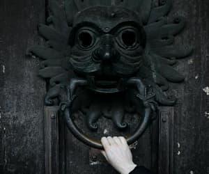 door, nugoth, and hand image