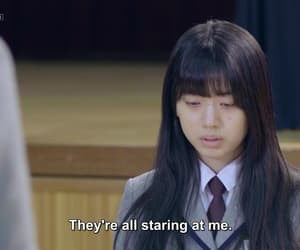 drama, social anxiety, and kdrama image