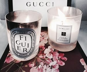 gucci, candles, and home image