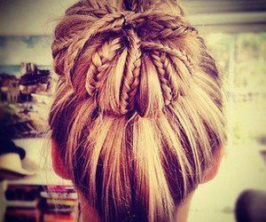 fashion, hair style, and pretty image