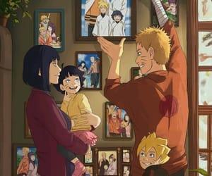 anime, family, and hinata image