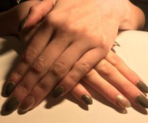 acryl, hands, and acrylic image
