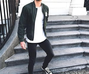 mens clothes, mens fashion, and streetstyle image