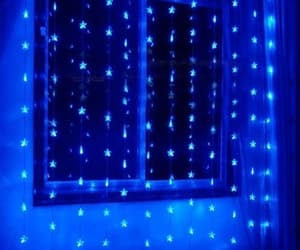 blue, light, and tumblr image