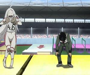 anime, gif, and shiro image