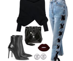 girl, stylé, and Polyvore image