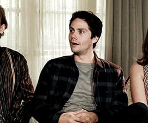 actor, dylan o'brien, and actress image