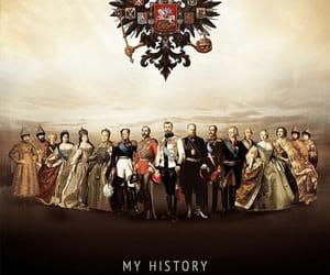 history, Romanov, and russia image