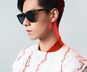 actor, chinese, and model image