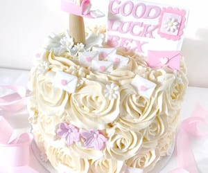 butter cream, girly, and yummy image