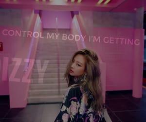 edit, korean, and girls image