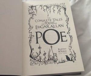 book and edgar allan poe image