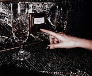 champagne, luxury, and aesthetic image
