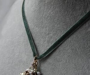 crystal necklace, etsy, and order image