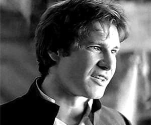 gif, handsome, and harrison ford image