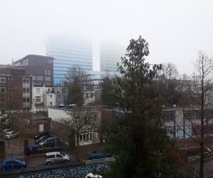 holland, thenetherlands, and mist image