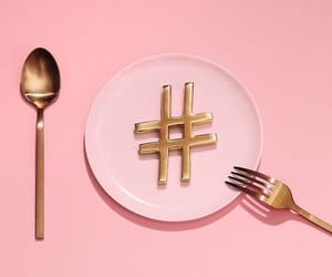 cool, phone, and utensils image