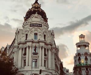 capital, madrid, and city image