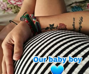 baby boy, familia, and baby image