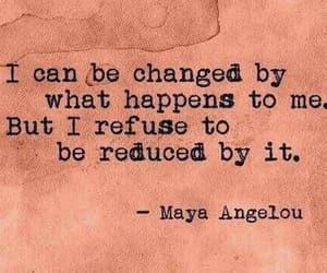 happiness, life, and maya angelou image
