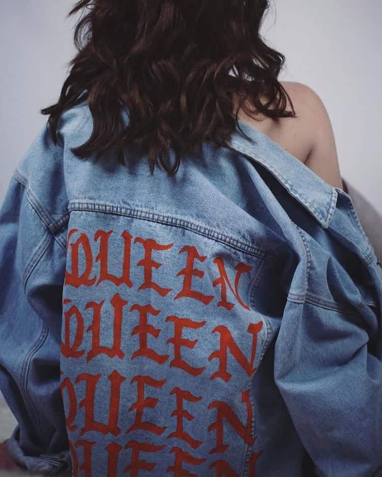 Queen, fashion, and jacket image