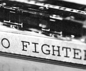 band, indie, and foo fighters image